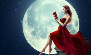 Bói mặt trăng: Hình ảnh phản chiếu cho tâm hồn của bạn là gì theo 'nguyệt ảnh'?