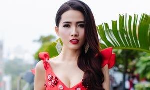 Phan Thị Mơ giảm 5kg trong 2 tuần để thi nhan sắc quốc tế
