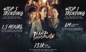 'Thập Tam Muội' của Thu Trang lập nên nhiều kỷ lục