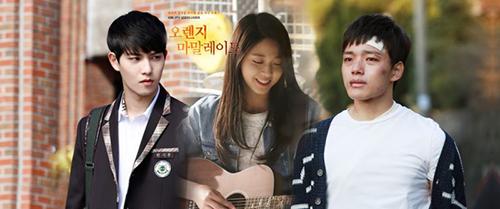 Nghỉ hè không biết làm gì thì hãy xem ngay 5 phim học đường Hàn Quốc siêu cool - 4