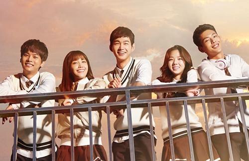 Nghỉ hè không biết làm gì thì hãy xem ngay 5 phim học đường Hàn Quốc siêu cool - 3