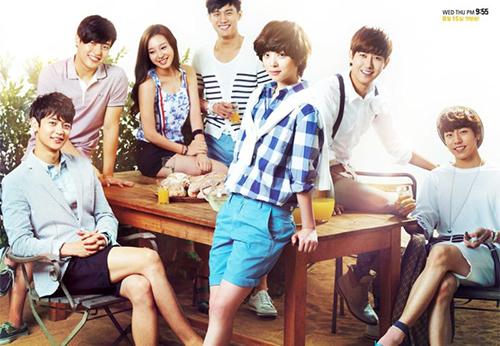 Nghỉ hè không biết làm gì thì hãy xem ngay 5 phim học đường Hàn Quốc siêu cool - 1