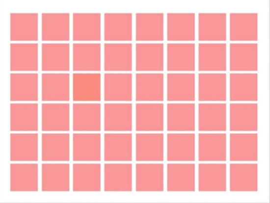 Đọ khả năng nhận dạng màu sắc của bạn đến đâu? - 5