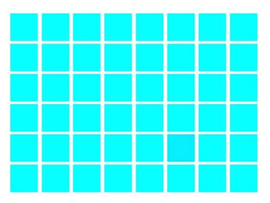 Đọ khả năng nhận dạng màu sắc của bạn đến đâu? - 16
