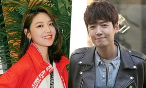 Soo Young công khai thể hiện tình cảm với bạn trai 5 năm