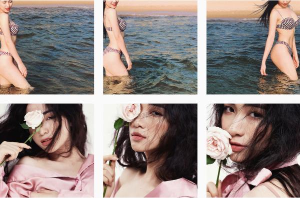 Soi điểm độc đáo trên Instagram con cưng của sao Việt - 20
