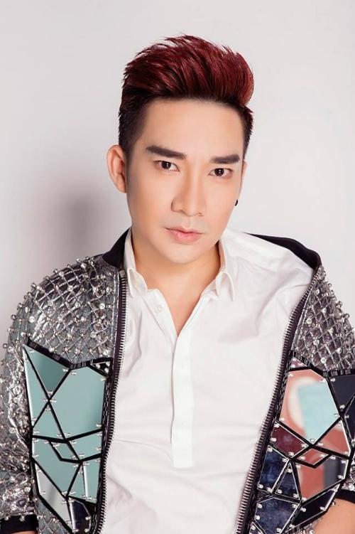 Ca sĩ Quang Hà.