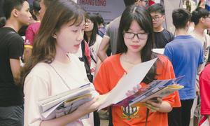Hàng nghìn teen hoang mang tìm trường sau kỳ thi THPT quốc gia