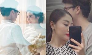 Bạn trai Tú Anh khẳng định không mời Văn Mai Hương dự đám cưới