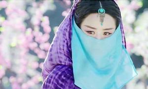 11 mỹ nhân che mặt trong phim Hoa ngữ, bạn có nhận ra?
