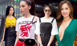 4 Hoa hậu có kho hàng hiệu đồ sộ