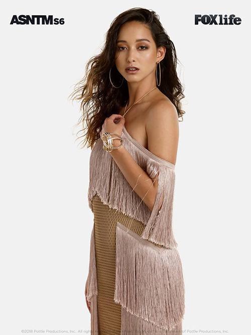 Đại diện Việt Nam là thí sinh thấp nhất Asias Next Top Model 2018 - 7