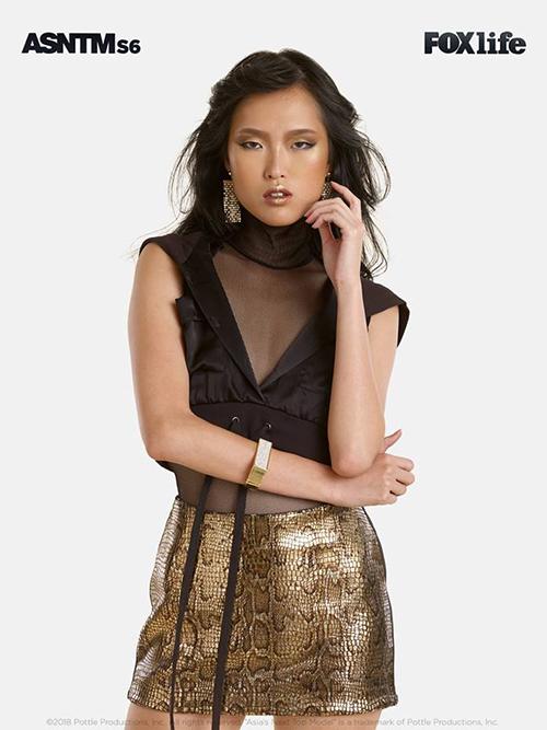 Đại diện Việt Nam là thí sinh thấp nhất Asias Next Top Model 2018 - 9