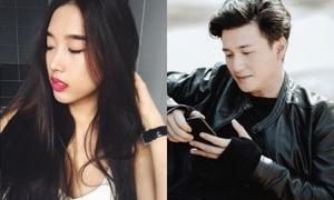 Huỳnh Anh công khai bạn gái mới sau nhiều lần úp mở