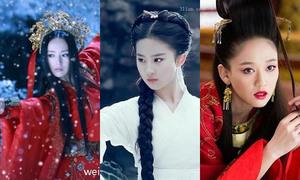 Top 5 nhân vật nữ có võ công cao cường nhất phim kiếm hiệp Trung Quốc