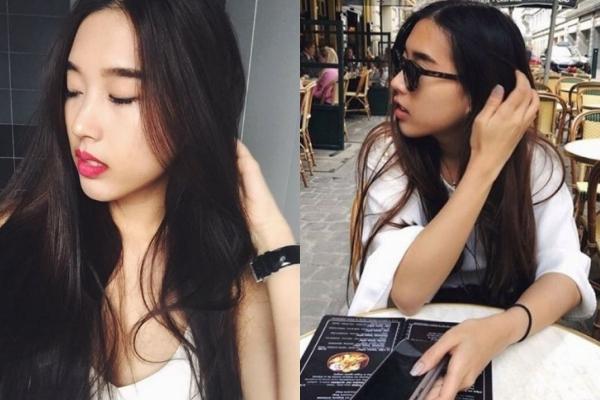 Nhan sắc xinh đẹp của bạn gái Huỳnh Anh.