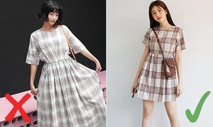 3 mẹo chọn váy liền giúp tăng chiều cao trong 'một nốt nhạc'