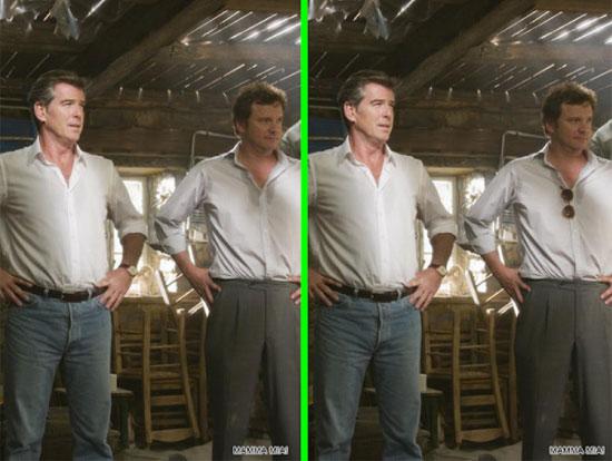 Phát hiện điểm khác biệt trong phim Mamma Mia - 1