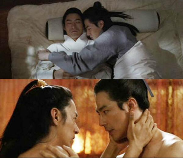 Hậu trường cảnh nóng quay 40 lần khiến Song Ji Hyo và Jo In Sung không dám nhìn mặt nhau - 3