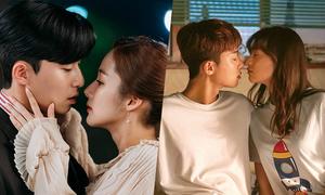 5 nụ hôn siêu ngọt ngào của Park Seo Joon trên màn ảnh