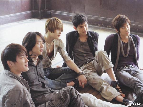 DBSK là một trong những nhóm nhạc Hàn thành công nhất tại Nhật Bản.