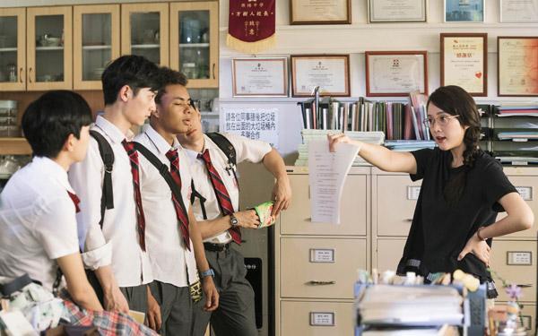 Trần Kiều Ân cũng góp mặt trong phim.