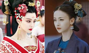 3 bộ phim cổ trang Trung Quốc có cách trang điểm gây sốt 'rần rần'