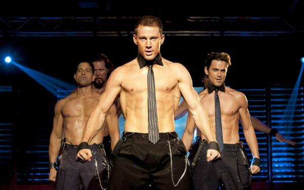 Channing Tatum trong vai nam chính.