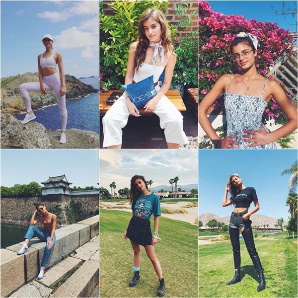 Phong cách thời trang đời thường của các thiên thần Victorias Secret - 1