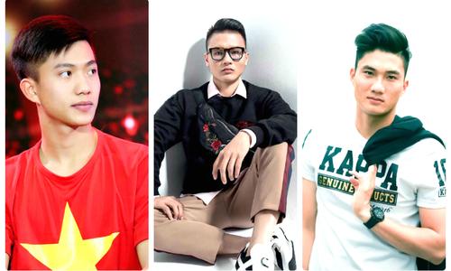 9 soái ca vừa đẹp vừa tài của Olympic Việt Nam