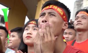 90 phút khóc cười cùng Olympic Việt Nam