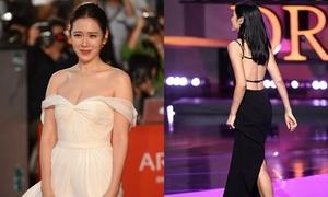 Những lần hở bạo khiến khán giả 'nín thở' của chị đẹp Son Ye Jin