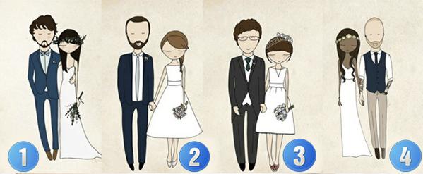 Trắc nghiệm: Mối tình đẹp nhất của bạn sẽ xuất hiện tại thời điểm nào?