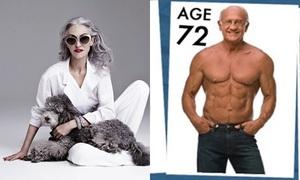 Những cụ ông, cụ bà chứng minh 'gừng càng già càng cay'