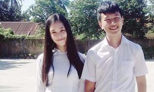Hình ảnh 'ngố tàu' thời cắp sách đến trường của Hoa hậu Tiểu Vy