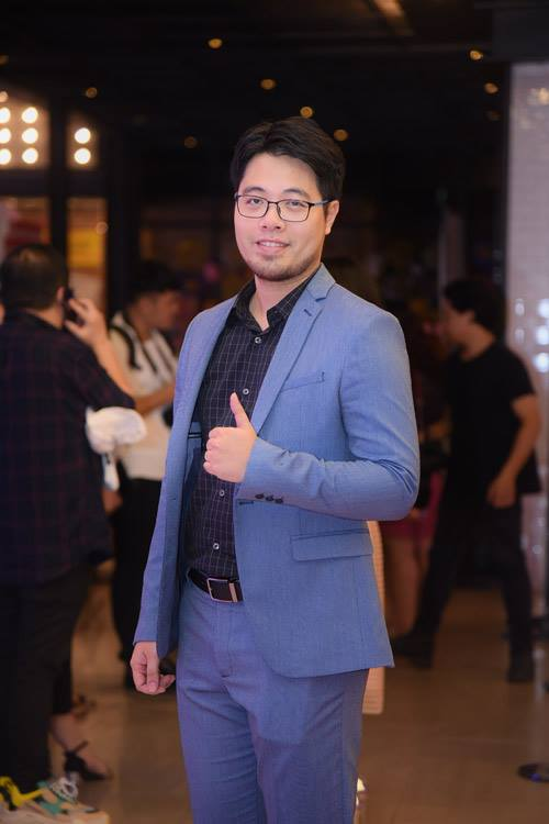 Đạo diễn Đinh Tuấn Vũ.