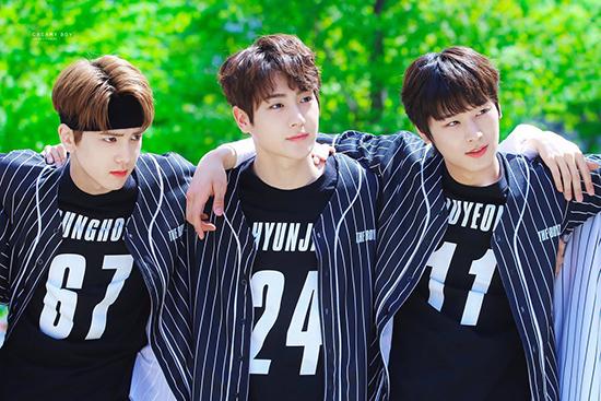 The Boyz: Boygroup mới nổi trong các bảng xếp hạng visual - 8