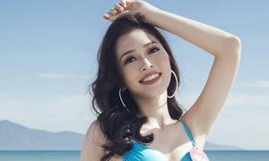 Hình ảnh Bùi Phương Nga chính thức xuất hiện tại Miss Grand International