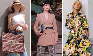 Ngắm street style sao Việt tuần qua, biết ngay xu hướng nào đang hot