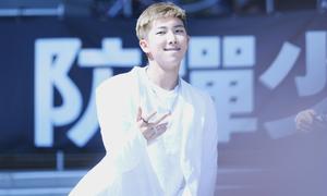 RM - từ chàng rapper thô kệch đến thủ lĩnh 'siêu sao Kpop' BTS