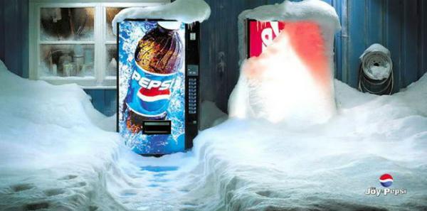 Đã lâu lắm rồi không ai đến mua Coca Cola...