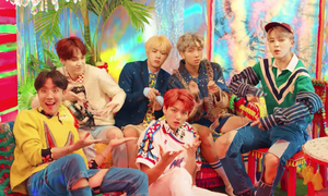 Soi ảnh động đoán ca khúc của BTS