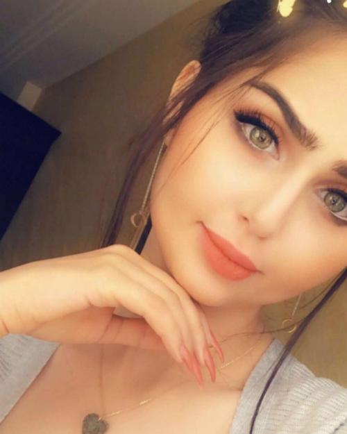 Shimaa Qassem là một trong những người đẹp có ảnh hưởng lớn tại Iraq.