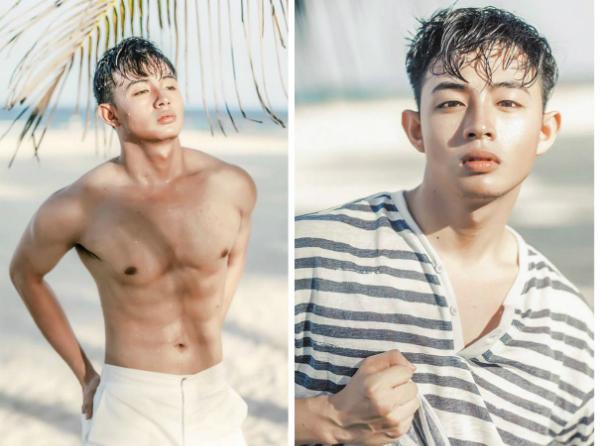 Duy Luân (23 tuổi), tốt nghiệp ngành Quan hệ quốc tế, ĐH Duy Tân (Đà Nẵng). Anh chàng hiện đang sinh sống tại Tp.HCM, theo đuổi nghề diễn viên và người mẫu ảnh.