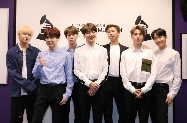 BTS nhận giải thưởng lớn về văn hóa.