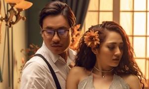 Bảo Anh hóa búp bê yêu Kiều Minh Tuấn trong MV