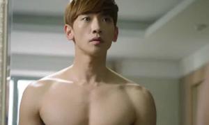 Nhìn cảnh quay nóng bỏng đoán phim Hàn