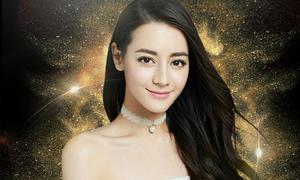 Mặc tranh cãi, Địch Lệ Nhiệt Ba chính thức lên ngôi 'Nữ thần Kim Ưng'