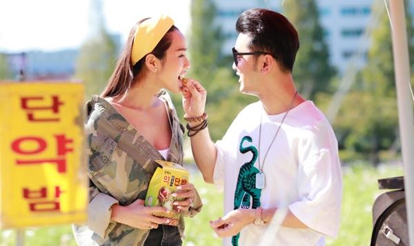 Ưng Hoàng Phúc - Kim Cương khóa môi ngọt ở Hàn Quốc - 8
