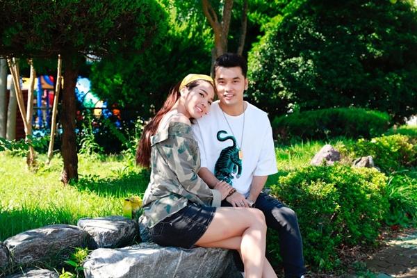 Ưng Hoàng Phúc - Kim Cương khóa môi ngọt ở Hàn Quốc - 7